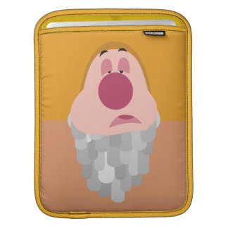 Seven Dwarfs - Sneezy Character Body Sleeve For iPads