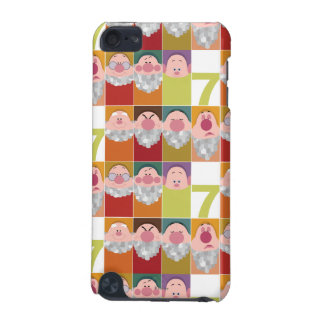 Seven Dwarfs Stylized Character Art iPod Touch (5th Generation) Cover