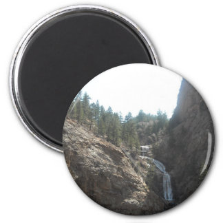seven falls refrigerator magnets