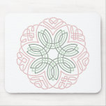 Seven Flower Knot Mousepads