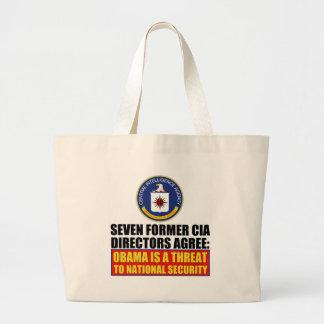 Seven Former CIA Directors Bags