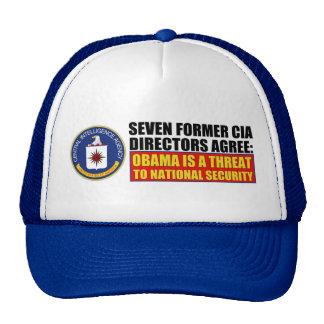 Seven Former CIA Directors Trucker Hats