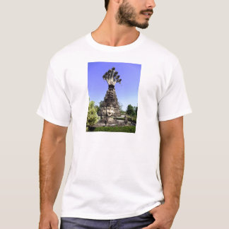 Seven Headed Naga, Thailand T-Shirt
