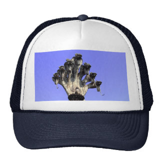 Seven Headed Naga, Thailand Trucker Hat