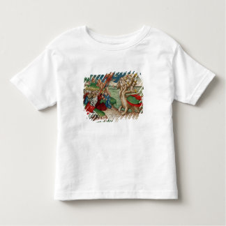 Seven-headed serpent from the Book of Tee Shirt