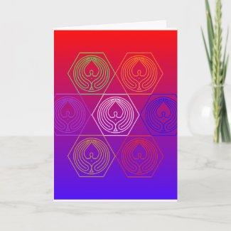 SEVEN HEXAGON - DESIGN 5 - V4 - MASTERY - CARD