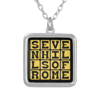 Seven Hills of Rome, Roman Heights Jewelry