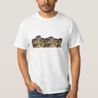 Seven Hip Moai - Value T-Shirt