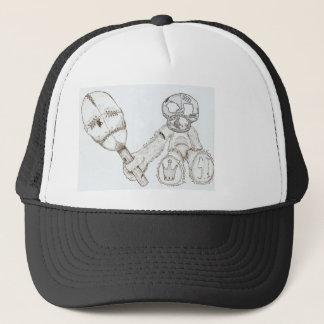 Seven Issac -teddybear Trucker Hat