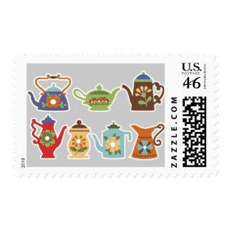 Seven Kettle Rattle Postage