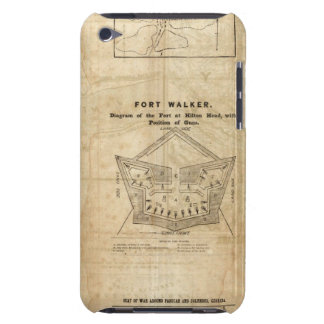Seven maps from the New York Herald iPod Touch Cover