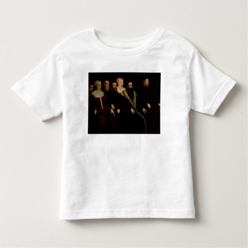 Seven members of the Soranzo Family Toddler T-shirt