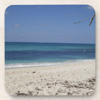 Seven Mile Beach Drink Coaster