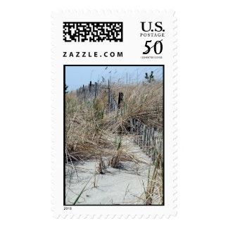 Seven Presidents Beach Postage