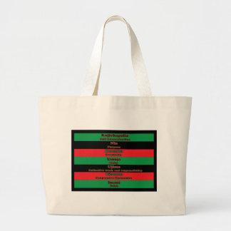 Seven Principles of Kwanzaa Bag