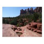 Seven Sacred Pools in Sedona Arizona Postcard