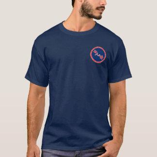 Seven Samurai Red & Blue Seal Shirt V1