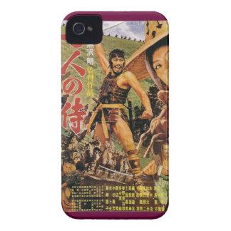 Seven Samurai Vintage Kurosawa Blackberry Case