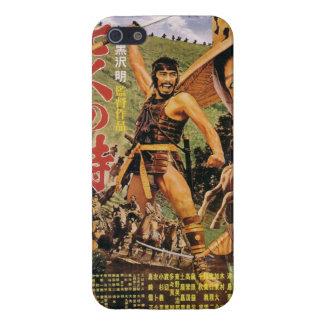Seven Samurai Vintage Kurosawa iPhone 5 Case