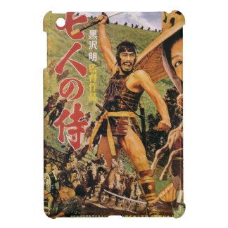 Seven Samurai Vintage Kurosawa iPhone 5 Case iPad Mini Cases
