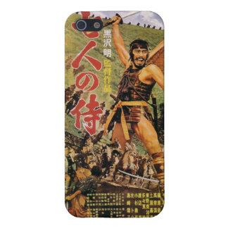 Seven Samurai Vintage Kurosawa iPhone Case