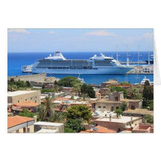 Seven Seas Mariner at Rhodes Card