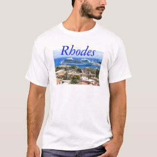 Seven Seas Mariner at Rhodes T-Shirt