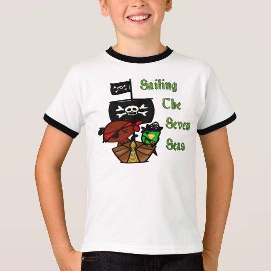 Seven Seas Pirate T-Shirt