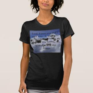 Seven Second Prayer T-Shirt