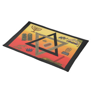 Seven Shepherds of Israel Placemats