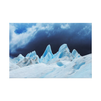 Seven sisters in Ice Canvas Print