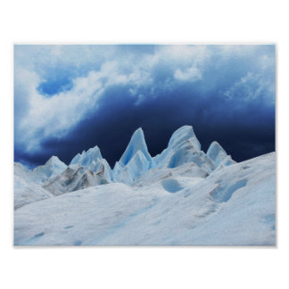 Seven Sisters in Ice Poster