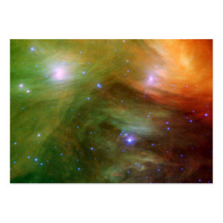 Seven Sisters Pleiades Stars Space Business Card Templates