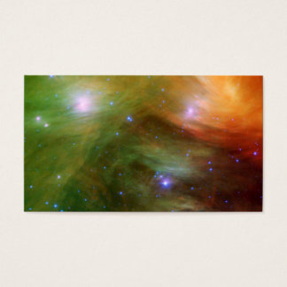 Seven Sisters Pleiades Stars Space Business Card