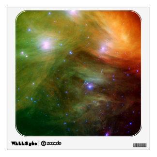 Seven Sisters Pleiades Stars Space Room Sticker