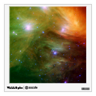 Seven Sisters Pleiades Stars Space Wall Skin