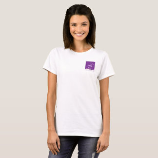 Seven Sisters Together Basic T w/college names T-Shirt