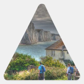 Seven Sisters Triangle Sticker