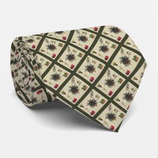 Seven Species Neck Tie