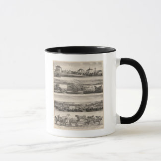 Seven Springsand Milford Stock Farms, Kansas Mug