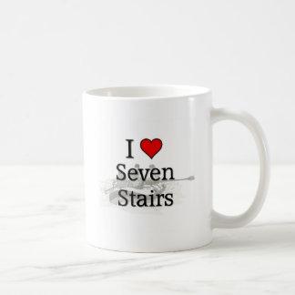 Seven Stairs Coffee Mug