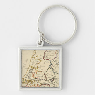 Seven United Provinces 2 Keychains