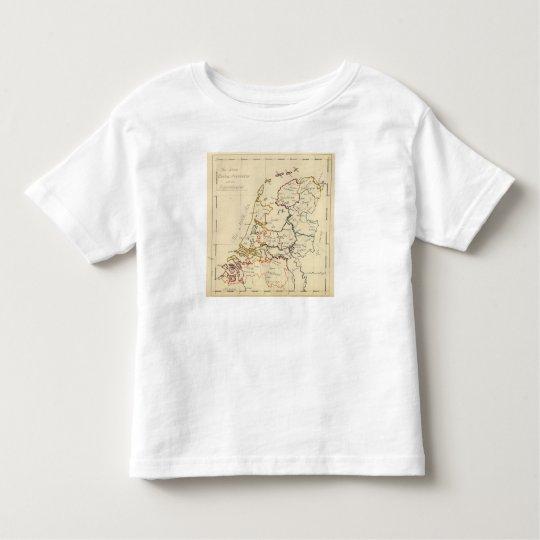 Seven United Provinces 2 Toddler T-shirt