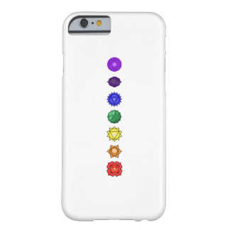 Seven vertical chakras barely there iPhone 6 case