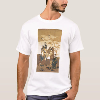 Seven wise men in the bamboo forest T-Shirt
