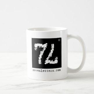 sevenletters.com coffee mug
