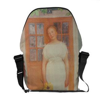 Seventeen Courier Bag