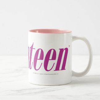 Seventeen  Logo-Purple Coffee Mug