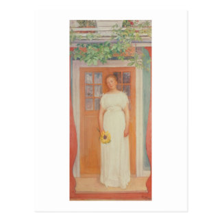 Seventeen Postcard