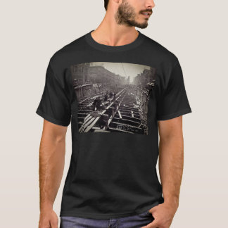 Seventh Avenue and 24-25th Streets Subway T-Shirt